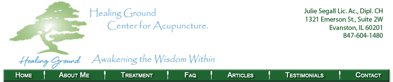 Chicago acupuncture, Chicago Chinese medicine, Chicago acupuncturist,  Evanston acupuncture